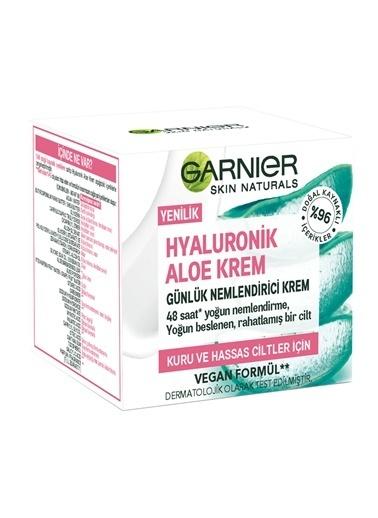 Garnier Garnier Skin Naturals Hyaluronik Aloe Krem 50 Ml Renksiz